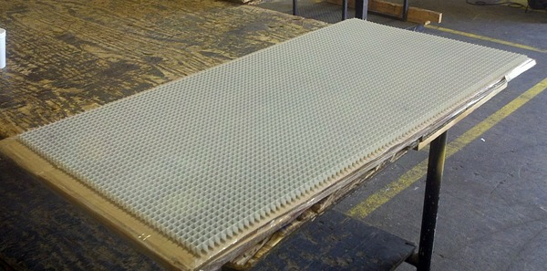 Laser Cutter Table Surface Material