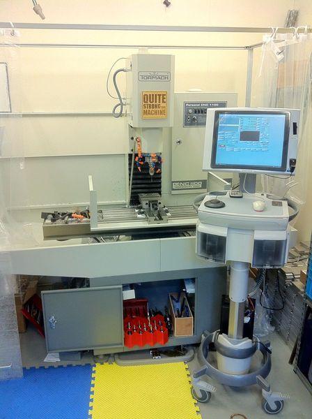 computer cnc milling machine